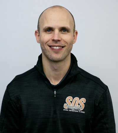 Adam Dafoe, Physiotherapist, SOS Physiotherapy