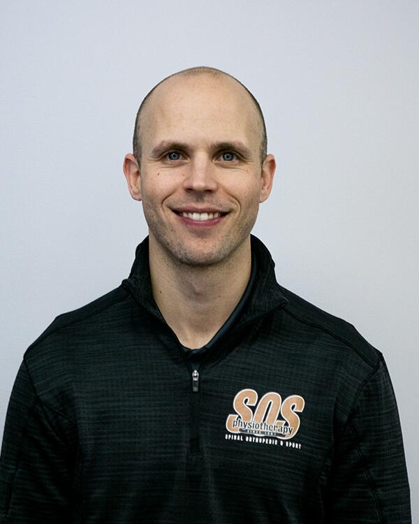 Adam Dafoe, Physiotherapist, SOS Physiotherapy