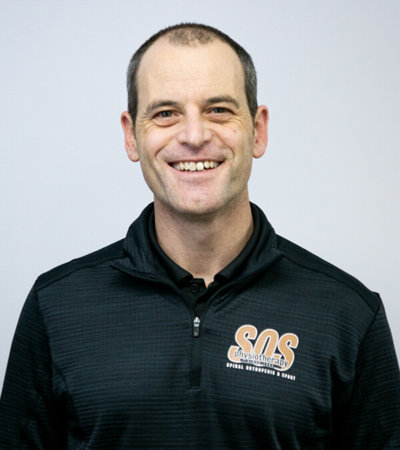 Andrew Woelk, Physiotherapist, SOS Physiotherapy