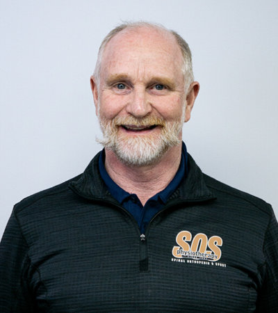 Dave Slover, Physiotherapist, SOS Physiotherapy