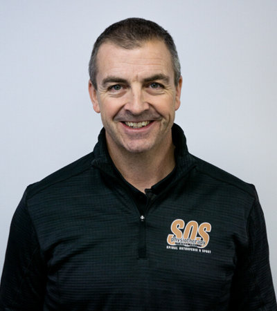 John Clay, Physiotherapist, SOS Physiotherapy