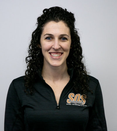 Melissa Norris, Physiotherapist, SOS Physiotherapy