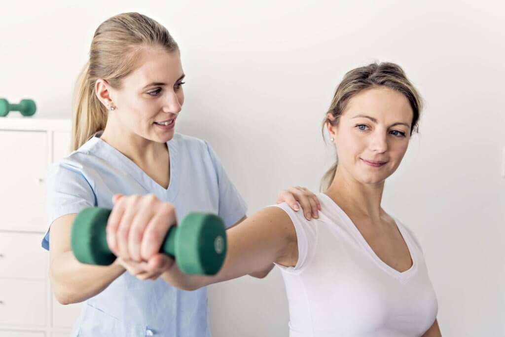 Physiotherapy a natural way