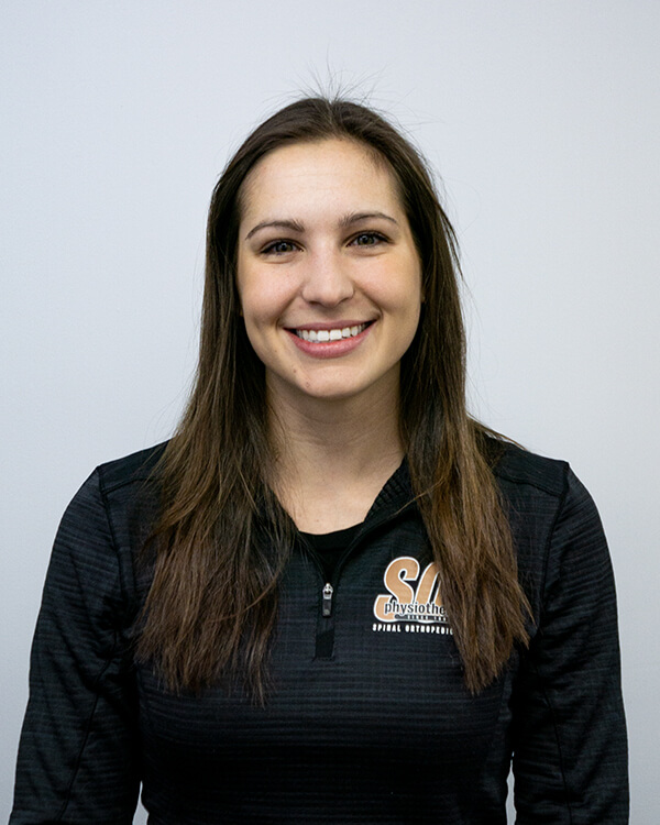 Courtney Vosin, Physiotherapist, SOS Physiotherapy