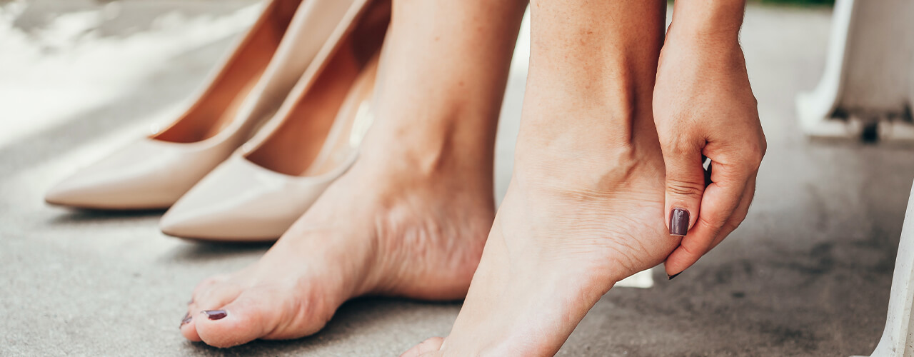 Foot Pain Relief and Ankle Pain Relief Kitchener, Waterloo, Elmira, ON