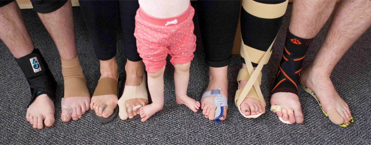 Custom Foot Orthotics Kitchener, Waterloo & Elmira, ON